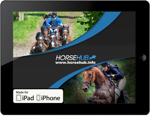 Check out The HorseHub App