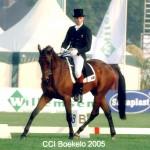 Mannie at Boekelo, 2005
