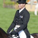 Paul & Kilfinnie at Badminton Horse Trials 2011