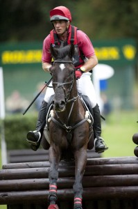 Kilfinnie at Burghley Horse Trials