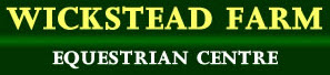 Wickstead Farm Equestrian Centre Logo