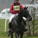 Paul & Mike at Tweseldown in 2009