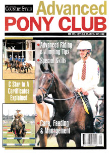 Advanced Pony Club