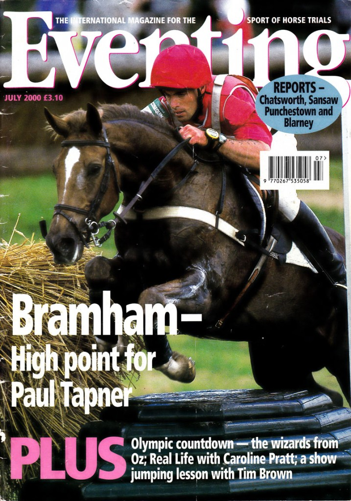 Eventing Magazine June 2000