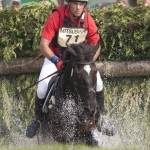 Kilfinnie at Badminton Horse Trials 2011
