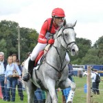 Kilronan, Burghley 2013 - Photo courtesy of Katy Ferrari