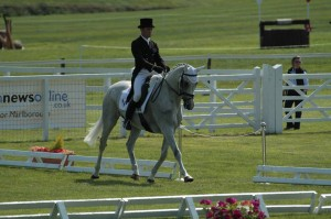 Paul Tapner & Kilronan at Barbury, July 2013, Photo courtesy of Kevin Watkins