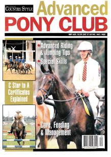Advanced Pony Club