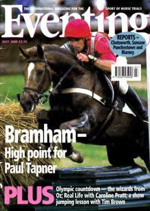 Eventing Magazine June 2000
